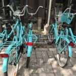 自転車置き場は?って言ったら送ってきた自転車置き場。なんでそんなの撮ってたのか謎すぎです。